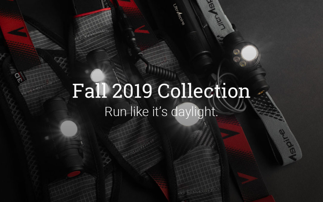 UltrAspire Waist Light Collection Gear Guide 2019- Which Light is Best for You?