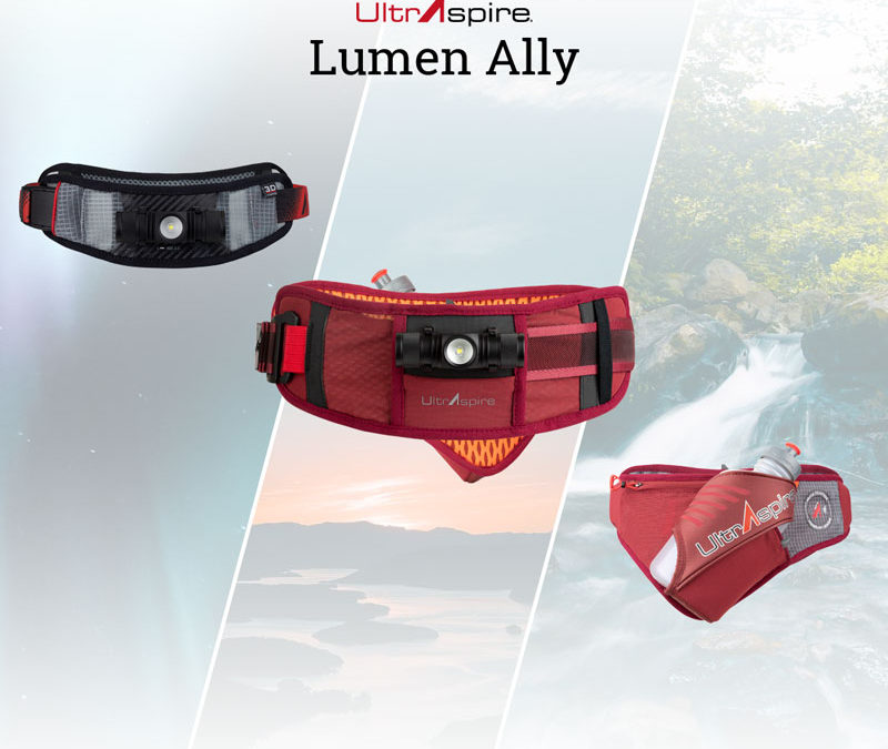 UltrAspire Lumen Ally: Building the Perfect Hydration Waist Light