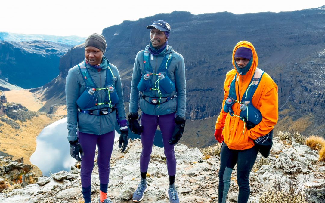 Kenyan Athletes look to Tackle a Huge Undertaking.. 3 Massive FKT Attempts on Mt. Kenya