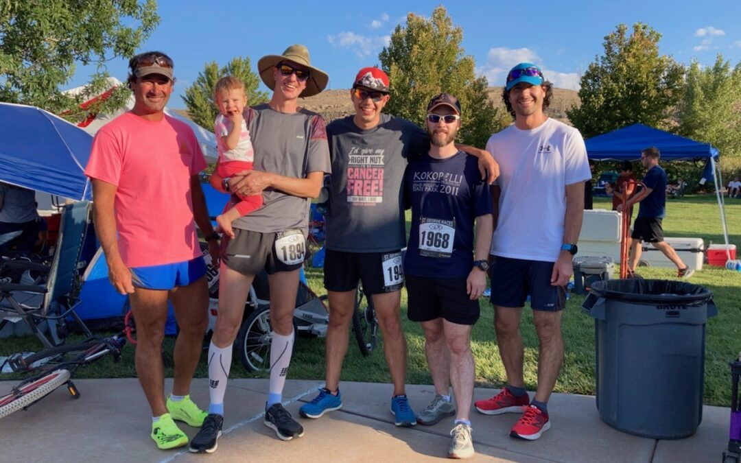Last One Standing: Chemo to a 100-Miler after 7 Months in Remission